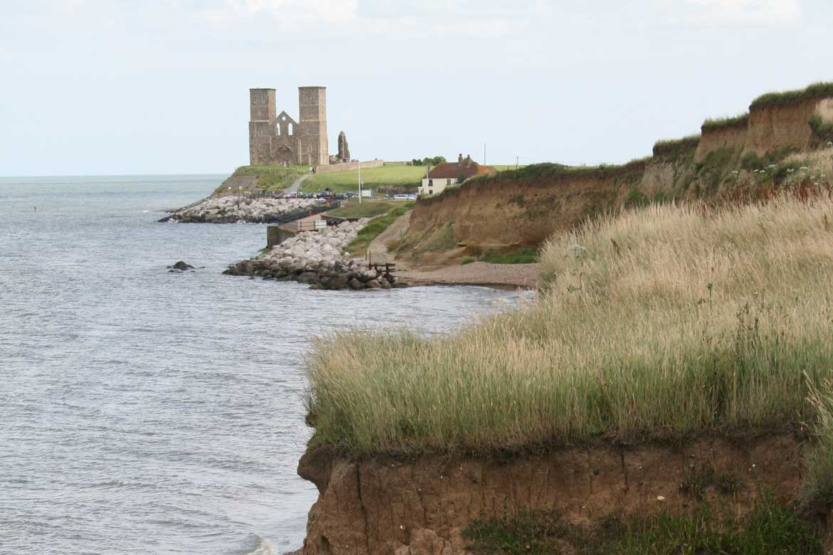 The Towers of Reculver