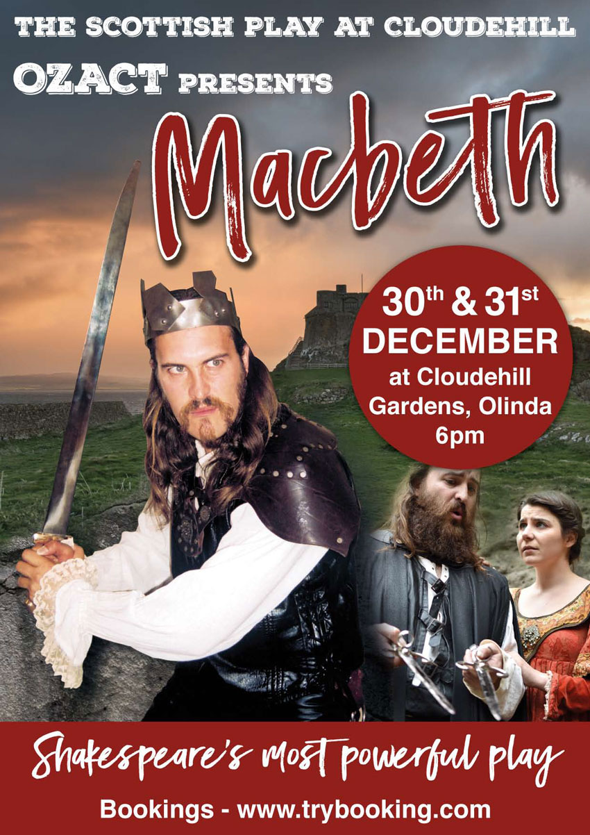 Macbeth at Cloudehill